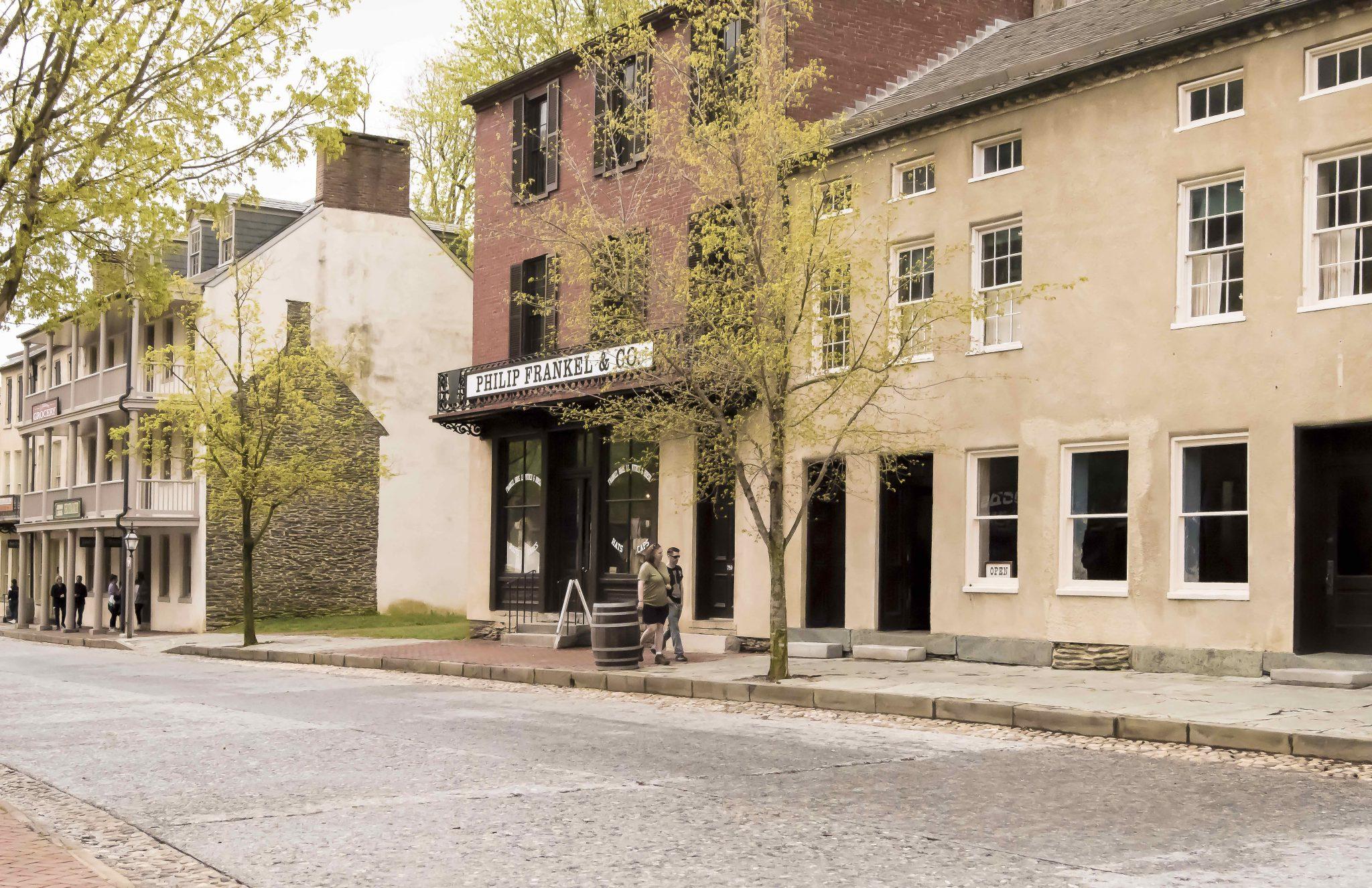 Harpers Ferry: Remembering John Brown