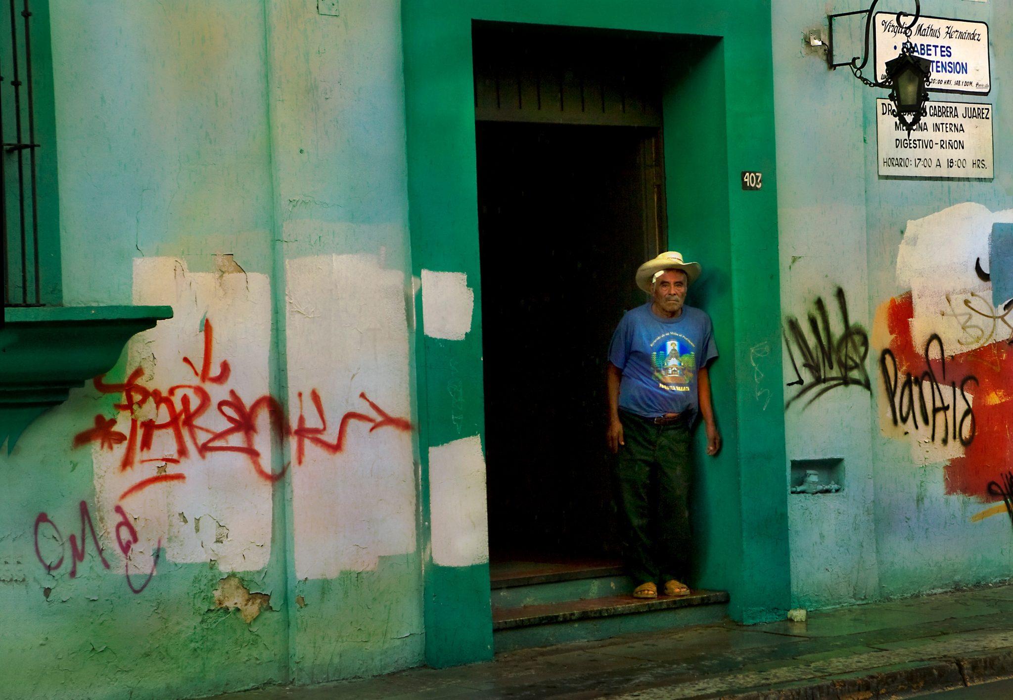 Oaxaca's corn growers return to their farms